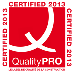 QualityPRO Certified 2013