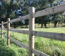 Clôture pour chevaux